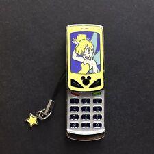 Cell Phone - Tinker Bell Slider Disney Pin 61943
