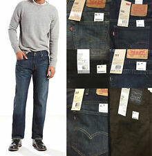 Levi's 569 Jeans Men's Levi Strauss Loose Fit Straight Leg Denim Pants $59
