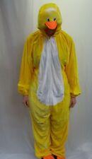 Adult Duck Costume Animal Fancy Dress up Costume Party Hen Bird Chicken