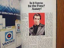 1979 TV Guide(HENRY  WINKLER/AN  AMERICAN  CHRISTMAS  CAROL/POPEYE/JOAN PRATHER/