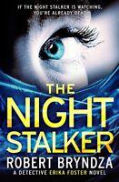 ROBERT BRYNDZA __THE NIGHT STALKER __ BRAND NEW __ FREEPOST UK