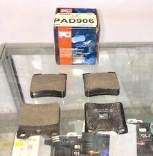 PEUGEOT 406,607 Rear Brake Pads Set QUINTON HAZELL PAD906