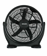 Heller HVF50B Air Cooler Fan - Black