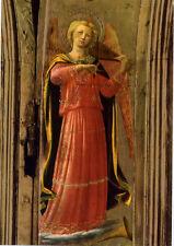 Fra Beato Angelico•Musician Angel c.1400's •Fresco DETAIL Christian POSTCARD