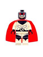 Custom Designed Minifigure Nekra The Human Mutant Superhero Printed On LEGO Part