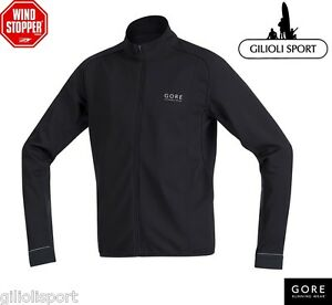 GORE ZOOM SO WINDSTOPPER ® SOFT SHELL Shirt - Maglia Running Uomo SWZOOM