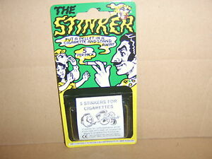 Cigarette Stinkers.Joke Trick.New in sealed pack.Guaranteed delivery.