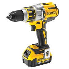 DEWALT DCD995 DCD99618V LI ION BRUSHLESS HAMMER DRILL + 1 DCB182 4.0ah BATTERY