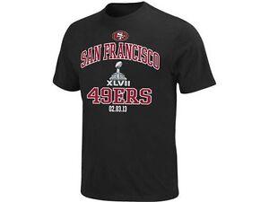 San Francisco 49ers NFL Heart and Soul SUPER BOWL XLVII Football T-Shirt