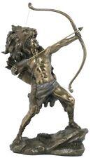Veronese Bronze Figurine Greek God Hero Hercules Gift Home Decor Mythology