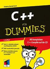 C++ Fur Dummies (Für Dummies), Davis, Stephen R., Very Good, Paperback