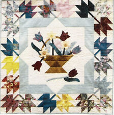 Spring Leaves Quilt Pattern  by Applewood Farms