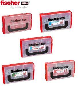 Fischer FIXtainer SX DOUPOWER Dübel Dübelbox Sortimo L-Boxx Mini Schraubenbox