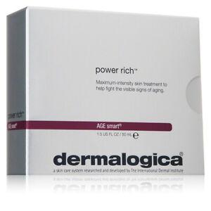 Dermalogica AGE Smart Power Rich 1.5 oz 50 ML (Total 5 tubes 0.3 oz each) New