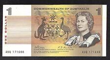 Australia Paper Money - 1 Dollar - 1969 - P37c - VF/XF Condition