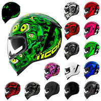 *SHIPS SAME DAY* ICON AIRFORM Motorcycle Helmet (ALL COLORS)