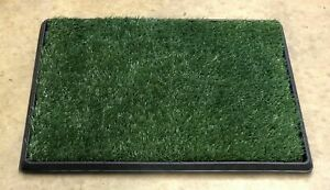 """PETMAKER Indoor Training Pad 20"""" x 16"""" Dog Potty Relief System"""