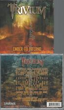 CD--TRIVIUM--EMBER TO INFERNO -BONUS-