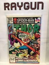 Thor (Vol 1) #314 VF+ UK Pence Copy Marvel Comics 1981