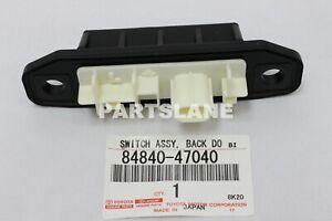 84840-47040 Toyota OEM Genuine SWITCH ASSY, BACK
