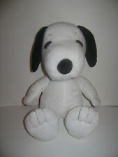 Kohl'S Cares For Kids Snoopy Peanuts Gang White Plush Dog Toy Stuffed 15""