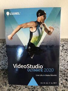 Corel Video Studio Ultimate 2020