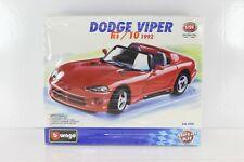 BURAGO DIE-CAST METAL KIT 1/24 DODGE VIPER RT/10 1992 COD.5525 BURAGO