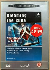 Gleaming the Cube DVD 1989 Cult Skateboarding Film Movie with Christian Slater