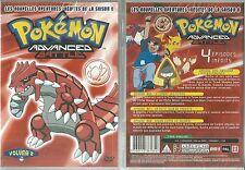 DVD - POKEMON : ADVANCED BATTLE ( DESSIN ANIME ) / NEUF EMBALLE