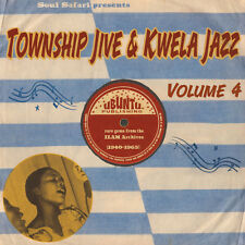 Soul Safari Presents - Township Jive & Kwela J (Vinyl LP - 2016 - EU - Original)