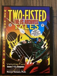 EC COMICS ARCHIVES TWO-FISTED TALES #2 First Print, 2007