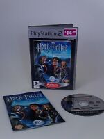 ps2 Harry potter and the prisoner of azkaban platinum disk game playstation 2