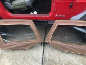 Upper Door Skins Jeep Wrangler YJ 87-95