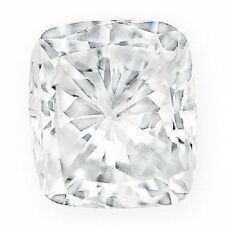 1.5 carat Cushion cut Brilliant Diamond Engagement Solitaire G color SI1 clarity