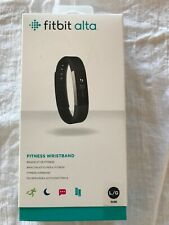 Fitbit Alta Fitness Activity Wristband - Empty Box