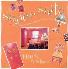 Super Suite: The Ultimate Bedroom Makeover Guide for Girls-ExLibrary