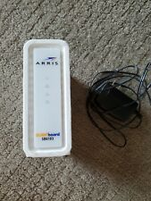 ARRIS SB6183 686 Mbps Cable Modem, White - 59243200300