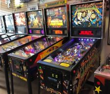 Stern Metallica Pro Led Pinball Machine with Subwoofer and Color Dmd