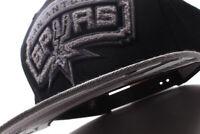 Mitchell & Ness San Antonio Spurs Chrome NBA Adjustable Snapback Hat OB
