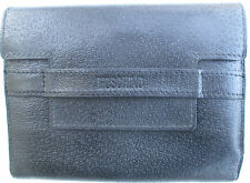 -AUTHENTIQUE portefeuille MOSCHINO  cuir    TBEG vintage