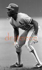 Vince Coleman ST LOUIS CARDINALS - 35mm Baseball Negative