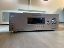 Sony STR-DG500 6.1 Dolby Digital DTS Receiver silber
