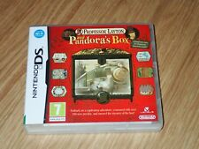 Professor Layton and Pandora's Box (Nintendo DS, 2009)