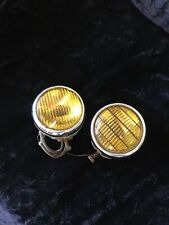 1946 1947 1948 Chevrolet Fog Lights Guide 4-5/8� Amber Lenses