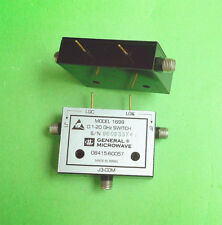 1pc General Microwave 1699 0.1-20Ghz Sma Pin Electronic Switch