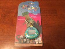 Dinkie Dino Electronic Virtual Pet Game TK-910 (Teal) Green/Blue Brand New!