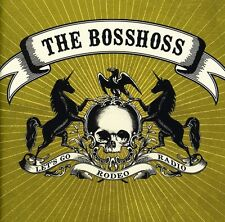 The Bosshoss - Rodeo Radio [New CD]