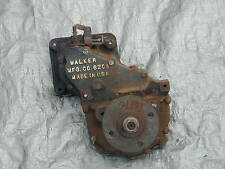 Walker MTSD Commercial Lawn Mower - Right Wheel Motor