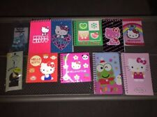 Super Rare Hello Kitty & Other Characters Mini Notebooks (Lot of 11)