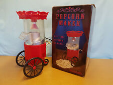 Popcorn Maker Machine Retro Style
